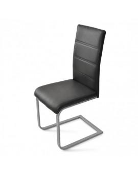 Lot de 6 chaises Noires