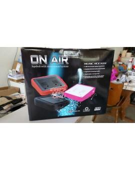 Support de refroidissement ON AIR PC avec Haut-Parleurs