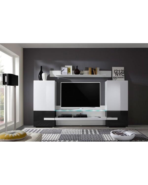 Easyfurn Tv Meubel.Ensemble Tv Easyfurn X1 289x146 Cm Direct Usine