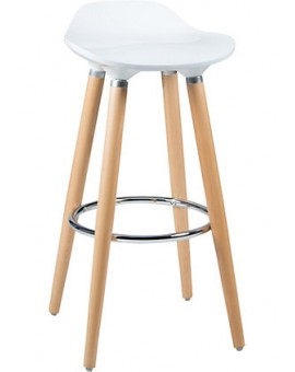 Chaise Bar en bois Aventura