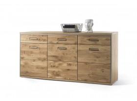 Sideboard Oak Chêne Bianco
