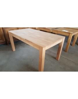 Table Chêne Massif extensible 160cm/250cm /90cm