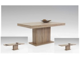 Table Scarlet T 140-220cm/90cm/76cm (Bientôt disponible)