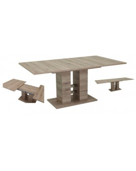 Table Helena I T 160-200-240cm/90/76cm (Bientôt disponible)