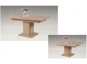 Table Dora T 140-140cm/80cm/76cm (Bientôt disponible)