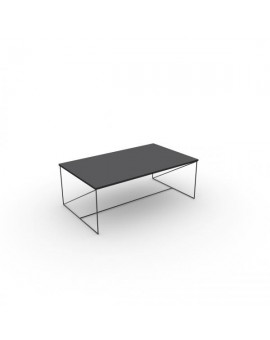 Table basse Walter noire