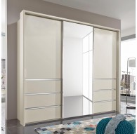 Armoire Shangai 250/217cm blanche