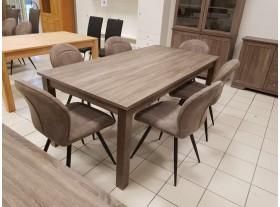 Table chêne Aspen 200/100/75cm