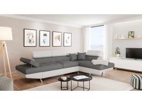 """Canapé d'angle avec coffre """"SAO"""" différents coloris sur commande NEUF et Garantie 2 ans 275 / 195 / 92cm"""
