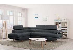 """Canapé d'angle """"SCANDI"""" différents coloris sur commande NEUF et Garantie 2 ans 297 / 205 / 92cm angle assis gauche"""