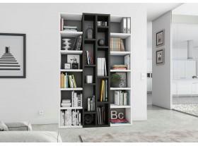 Bibliothèque »TOR391-3«, largeur 145 cm