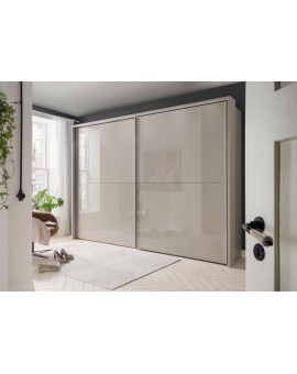 Armoire Orion portes coulissantes panorama 250/217cm