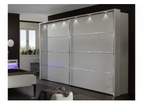 Armoire Dubai portes coulissantes 250/217cm