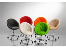 Chaise de Bureau PVC différents coloris