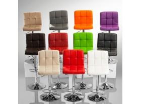 Tabouret bar PVC différents coloris sur commande