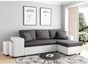 """Canapé """"LPLUS"""" différents coloris sur commande NEUF et Garantie 2 ans 241 / 146 / 86cm"""