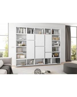 Bibliothèque »TOR500-1«, largeur 272 cm