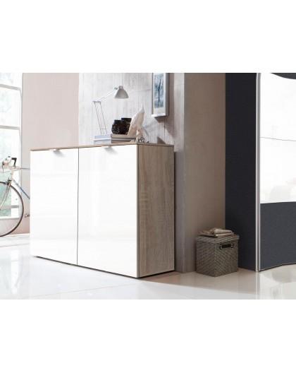 Express Solutions commode 100cm vitrée