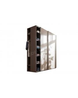 Armoire Marcato 2.2 Nolte portes sable mat 200/220cm