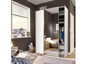 Armoire Express 2 Budget 125/48cm