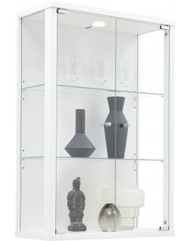 Vitrine »Mini OPTIMA« 82/56cm avec LEDS