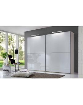 Armoire coulissantes WIEMANN »Orion« façade en verre 150/216cm