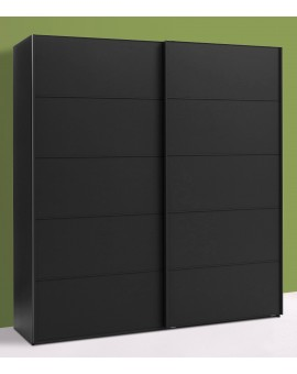 Armoire coulissantes WIEMANN »Westside« 200x236cm anthracite