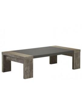 Table basse « Elle » SL1504 effet Béton Marbre
