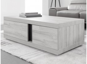 Table basse SL1707 White Oak