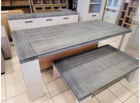 Table Irvin Magna Béton griffé