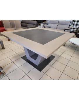 Table Ernest Menard carré 140cm Céramique