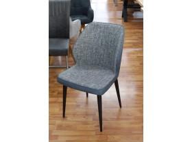 Lot de 6 chaises Kigali tissus PVC