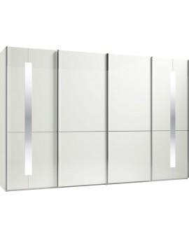 "GALLERY M Armoire""Imola W"" 328/217cm vitrée"
